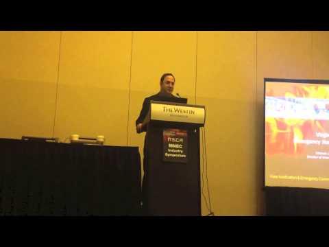 TOA Electronics at NSCA MNEC Symposium