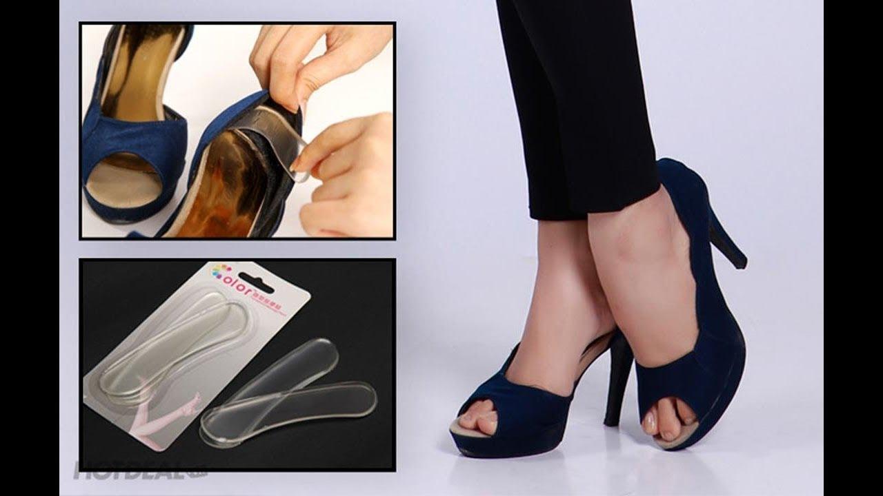 Biến đôi giày bị rộng hoặc chật trở nên vừa khít chỉ trong 5 giây, là con gái nhất định phải biết