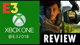 Microsoft E3 2018 Conference Review...So Many Games!
