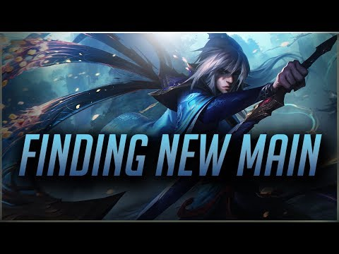 TF Blade | FINDING NEW MAIN FOR RANK 1