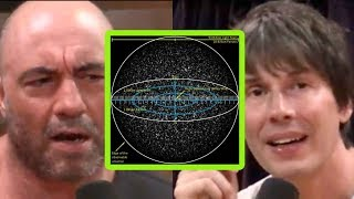 How We Know Space is Flat   Brian Cox and Joe Rogan