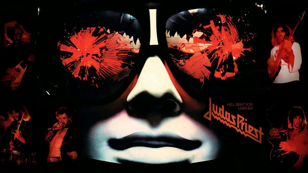 Judas Priest # Hell bent for Leather # Full Album # 1979 ... | 1280 x 720 jpeg 127kB