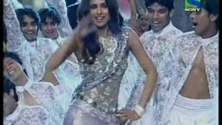Priyanka Chopra Femina Miss India 2009 Performance