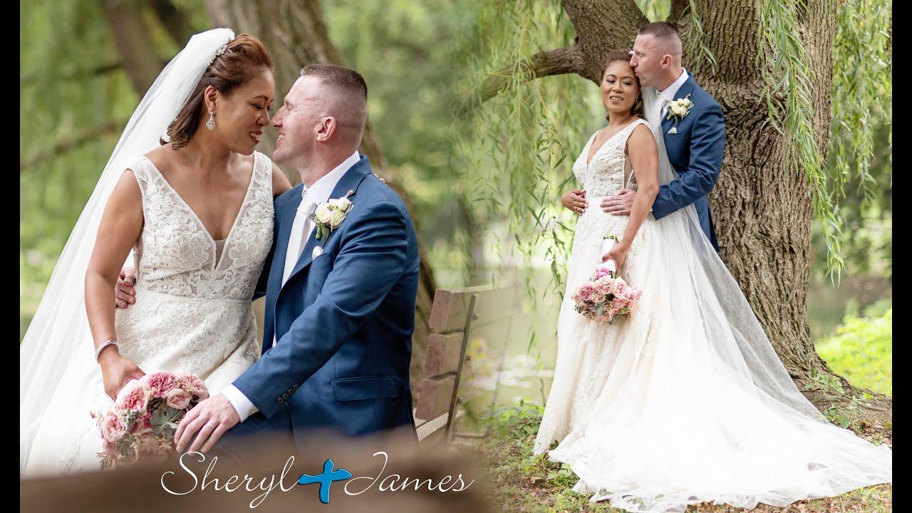 Sheryl+James Same-Day-Edit Wedding Video Highlights