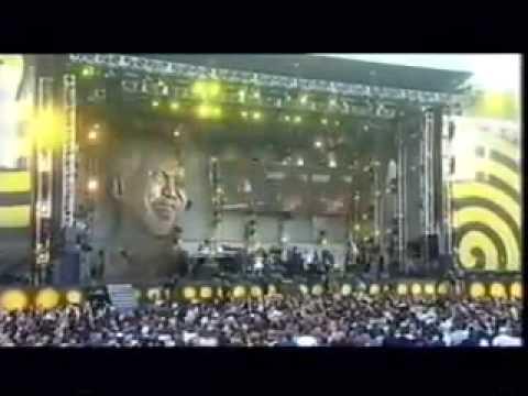 Beyoncé Baby Boy Live @ Africa Concert