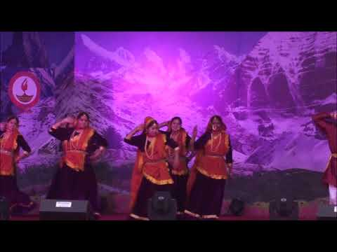 Medley of cultural programs at Indo-Tibetan Border Police (ITBP) HWWA closing ceremony