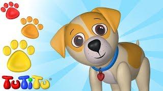 Animal Toys for Children | Dog | TuTiTu Animals