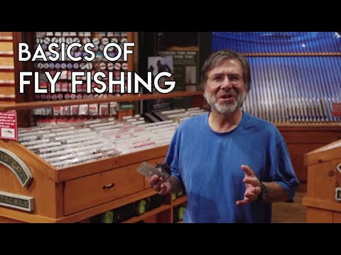 Basics Of Fly Fishing With Tom Rosenbauer