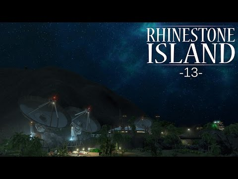 "Cities Skylines - Rhinestone Island [PART 13] ""Research Facility"""