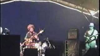 JAH WITNESS & THE MYSTIC REBELS LIVE @ WINESTOCK 2010