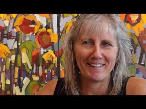 Maryanne Jespersen Abstract Impressionist Painter