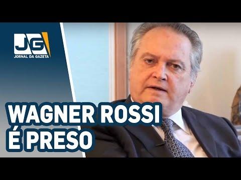 Ex-ministro Wagner Rossi, do MDB, é preso em Ribeirão Preto
