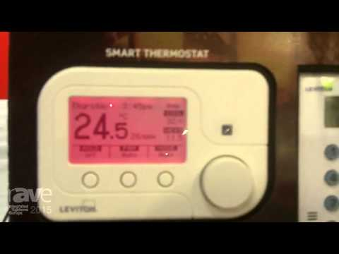 ISE 2015: Leviton Explains EN50131 and PD6662 Compliant Security System and Automation Control