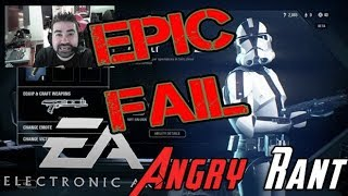 Angry Rant - WTF?! at the Loot Crates in Battlefront 2! thumbnail