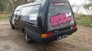 Polonez Bella - Test karawanu pogrzebowego - MotoBieda #1