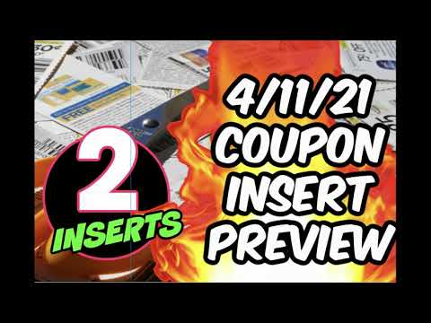 WHAT COUPONS DO YOU NEED FOR YOUR DEALS 4/11 – 4/17?