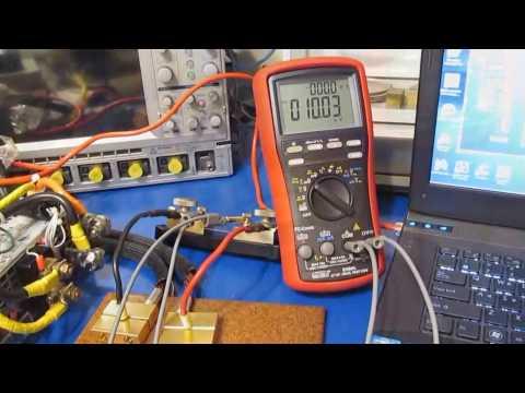 Multimeter Currrent Shunt Investigation