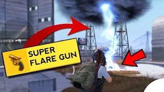 Pubg Mobile Super Flare Gun New Update Pubg Mobile