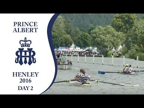Choate Rosemary v Trinity | Day 2 Henley 2016 | Prince Albert