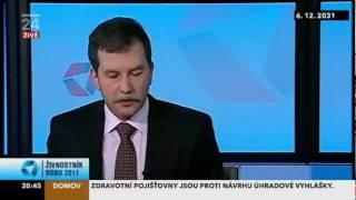 Firma roku 2011 - Německo žádá finanční pomoc od ČR