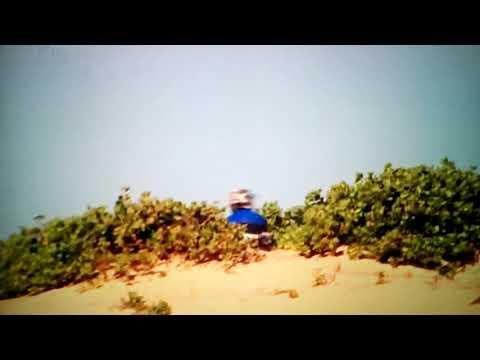 Honda ATC 250r chased by Australian Police