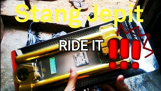 Download Video #7 Unboxing stang jepit RIDE IT MP3 3GP MP4