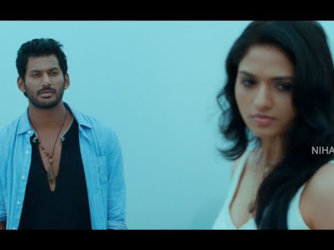 Vishal And Sunaina Break Up Scene    Vetadu Ventadu Movie Scenes