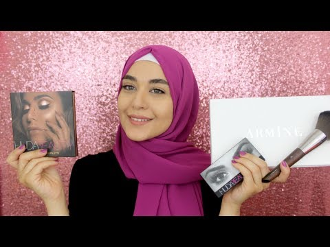 Haul Juin (Shein, YesYeezy, Makeup Forever, The Body Shop, Huda Beauty...) | Muslim Queens by Mona