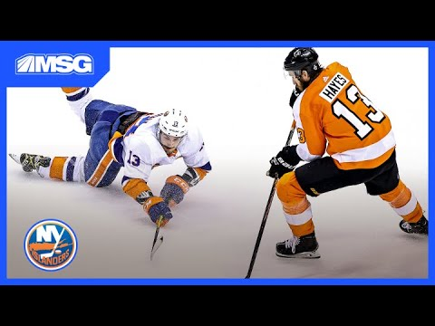 Hart, Flyers come up short in loss to Islanders, look to Game 4