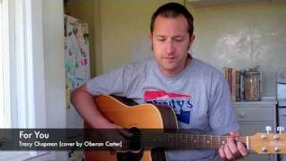 Tracy Chapman - For You (cover)