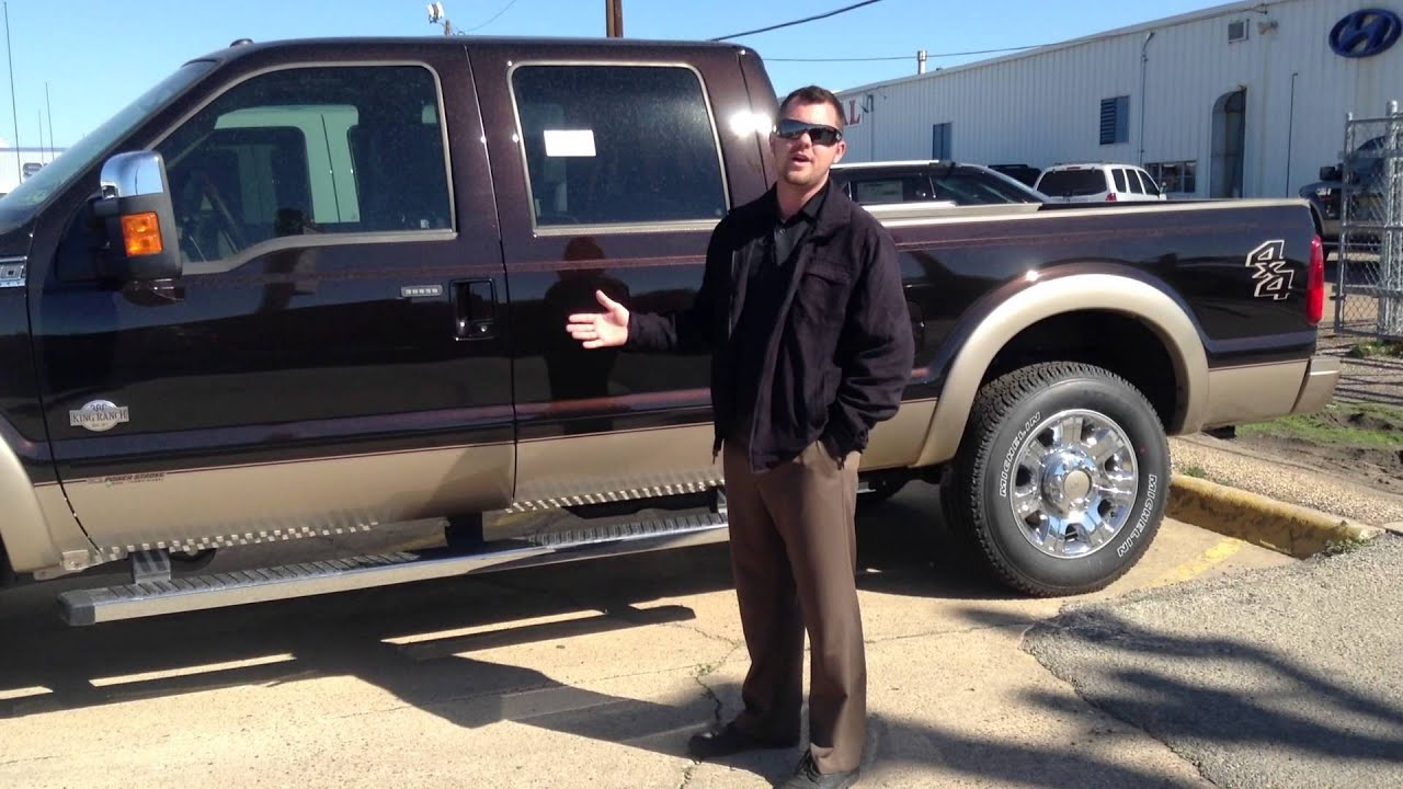 2013 Ford F250 King Ranch Dealership Mesquite TX