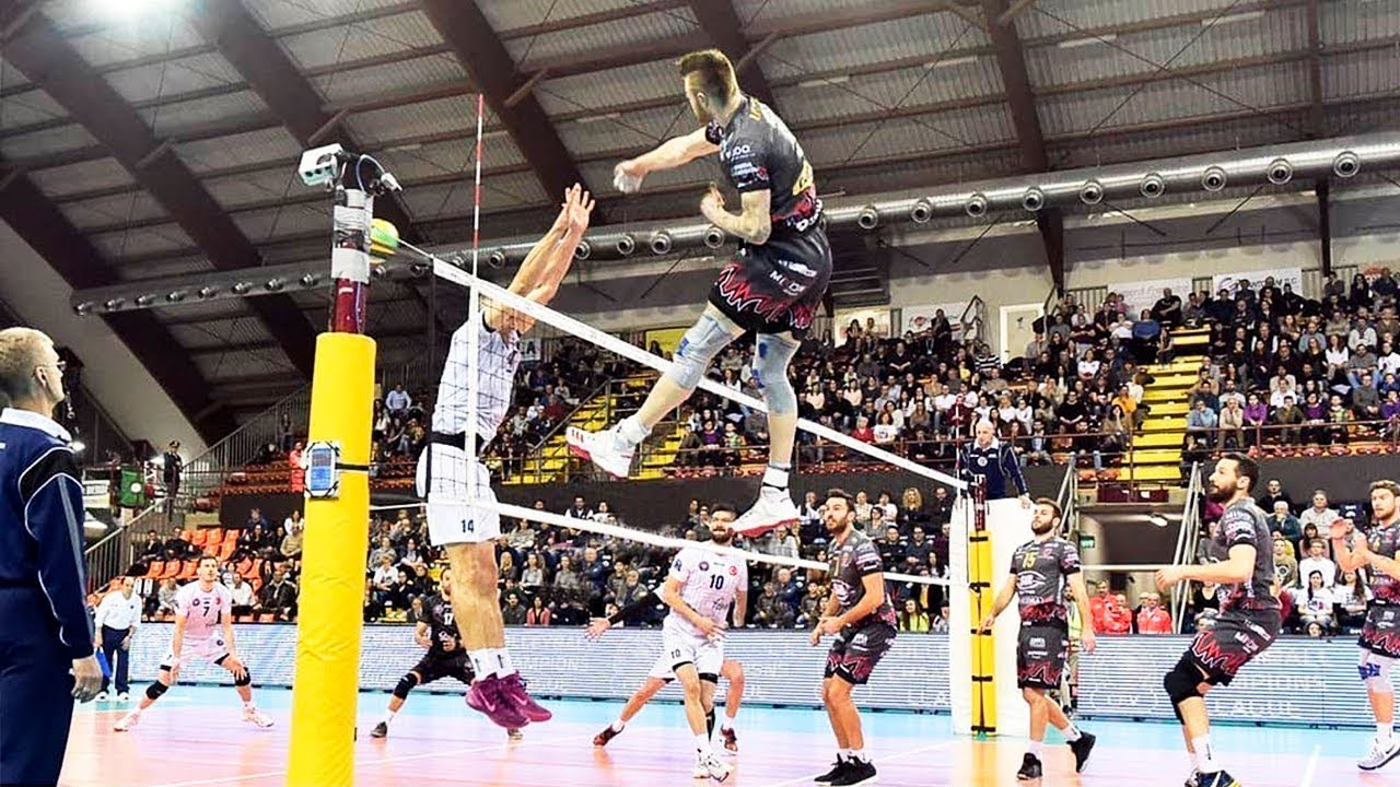 TOP 20 Best Volleyball Quick Spikes