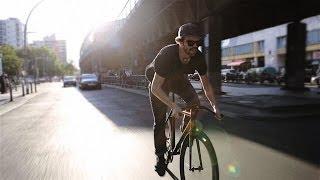 Ucon Acrobatics x 8bar | The 'federleicht' bike collaboration