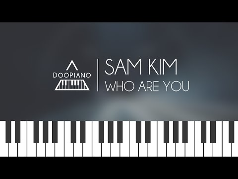 [Goblin OST] 샘김 (Sam Kim) - Who Are You Piano Cover