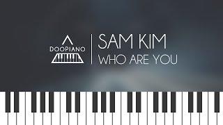 Gambar cover [Goblin OST] 샘김 (Sam Kim) - Who Are You Piano Cover