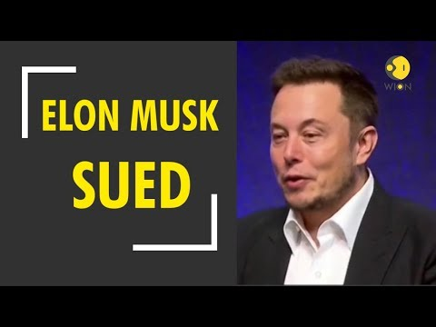 Thai cave rescuer sues Elon Musk for defamation