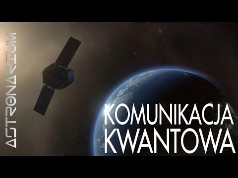 Komunikacja kwantowa - Astronarium odc. 83