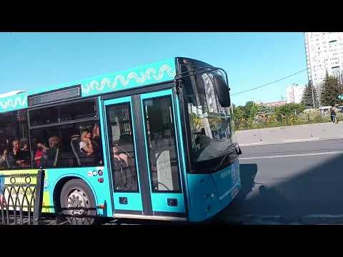 Разогнали стоянку бомбил перед остановкой общественного транспорта у метро Перово 20180528 163045