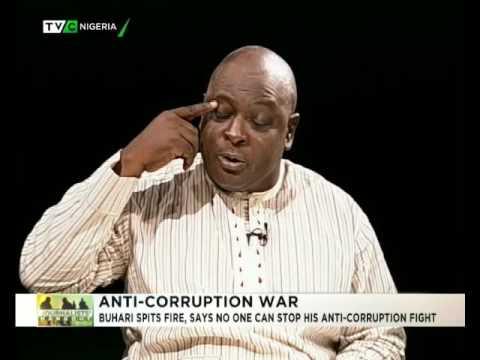 JOURNALIST HANGOUT | ANTI-CORRUPTION WAR