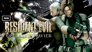 Resident Evil : Operation Javier HD  Longplay Walkthrough Gameplay No Commentary