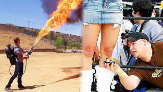 10 WTF Things You Thought Were ILLEGAL But Are Actually LEGAL | Chaos