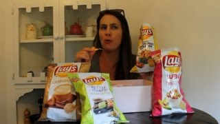 """Lays """"do Us A Flavor"""" 2014 Finalists Review"""