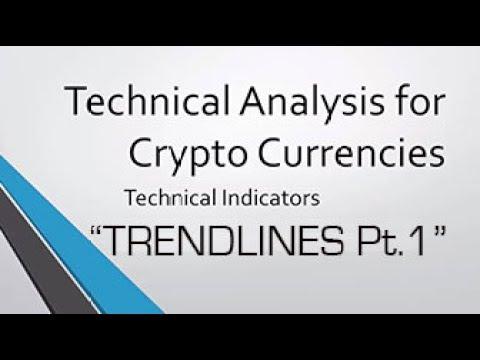 TRENDLINES - Part 1 : Crypto Technical Analysis
