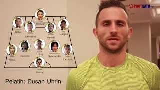 Starting XI Terbaik Versi Ilija Spasojevic