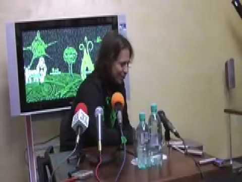 MT press-conference, Chelyabinsk, 29.01.2008