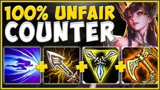 STOP LOSING TO RANGED CHAMPIONS! RANGED-COUNTER IRELIA BUILD IS 100% TOO BUSTED! League of Legends