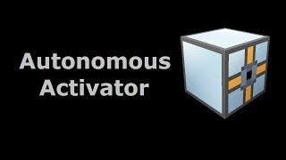 Autonomous Activator (Tekkit/Feed The Beast) - Minecraft In Minutes