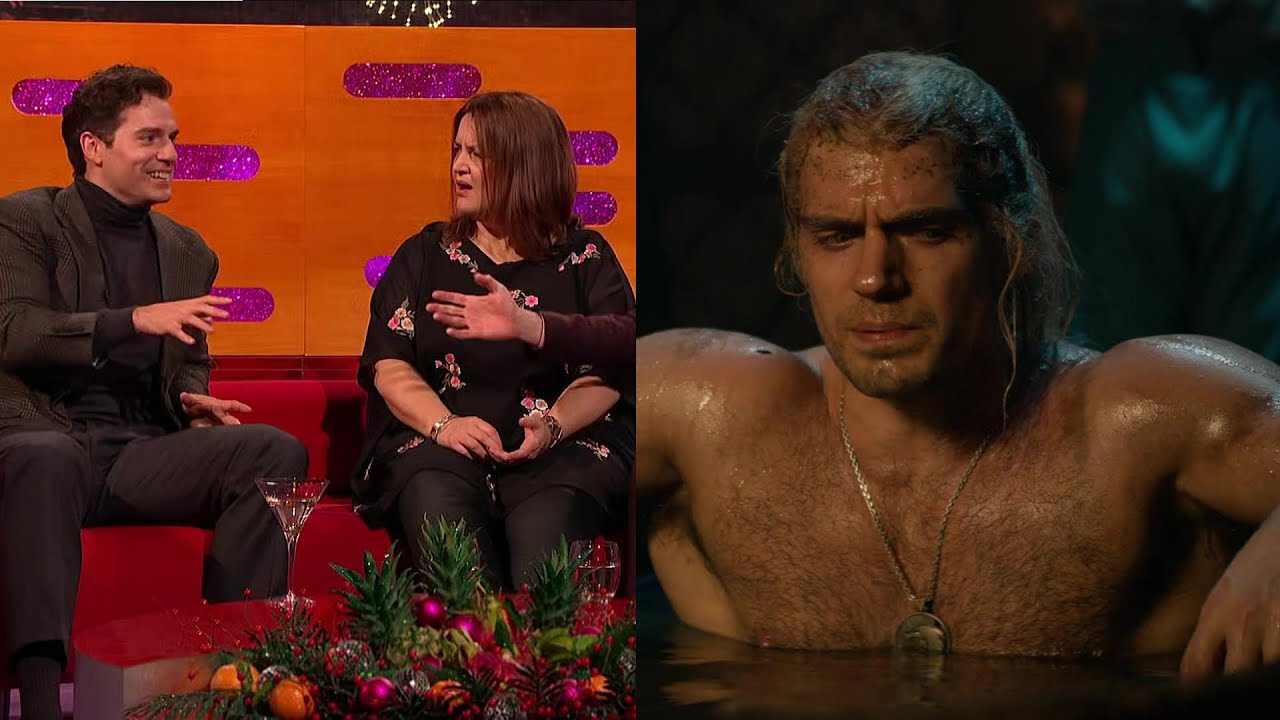 Henry Cavill Dehydrated For 3 Days To Get His Physique Bathtub Geralt Ready In The Witcher