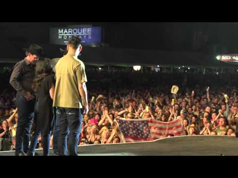 2016 ACM Party for a Cause Festival - Military Warriors Support Foundation