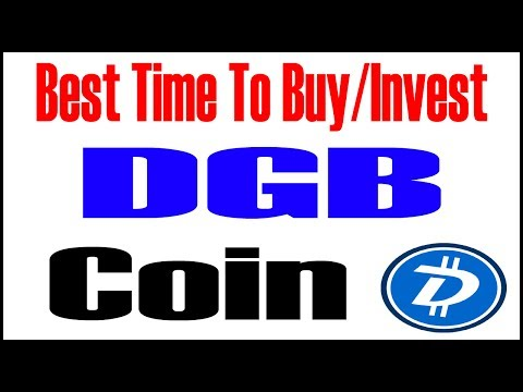 DGB Coin - Best Time To BuyInvest In DGB Coin - How To Do Crypto Trading